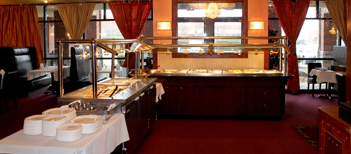 Lunch Buffet Serves Everyday!